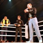 Добротворский Е.Г. открывает турнир