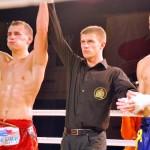 Валент - чемпион мира профи WKN